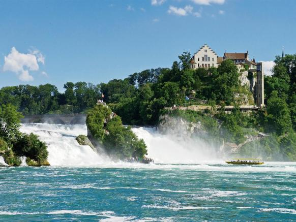 Rhine Falls – Europe's Biggest Waterfall